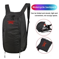 20 28l motorcycle backpack waterproof expandable large capacity laptop helmet storage bag for outdoor sports riding