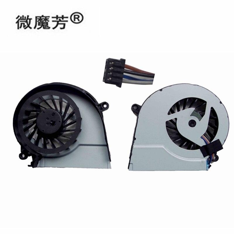 Nuevo ventilador de refrigeración de la cpu para HP pabellón 15-e 15-e023TX 15-e024TX 15-e026TX TPN-Q117 E032TX 15-E041TX E025TX E027TX E028TX fan