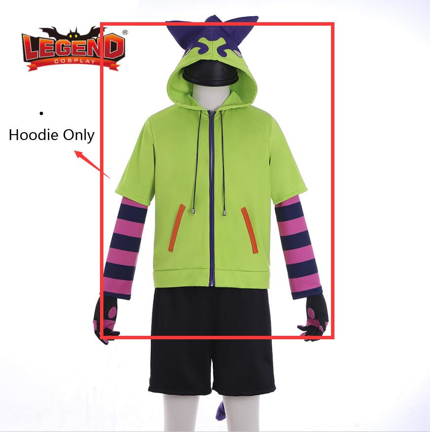sk8 the infinity miya cosplay costume cosplay cat ear hoodie miya chinen hoodie jacket custom made