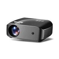 Projecteur F10 3D HD Videoprojecteur 1280x720p 2800 Lumens PROJECTEUR LED Pour Home Cinema Soutien 1080p HD-IN
