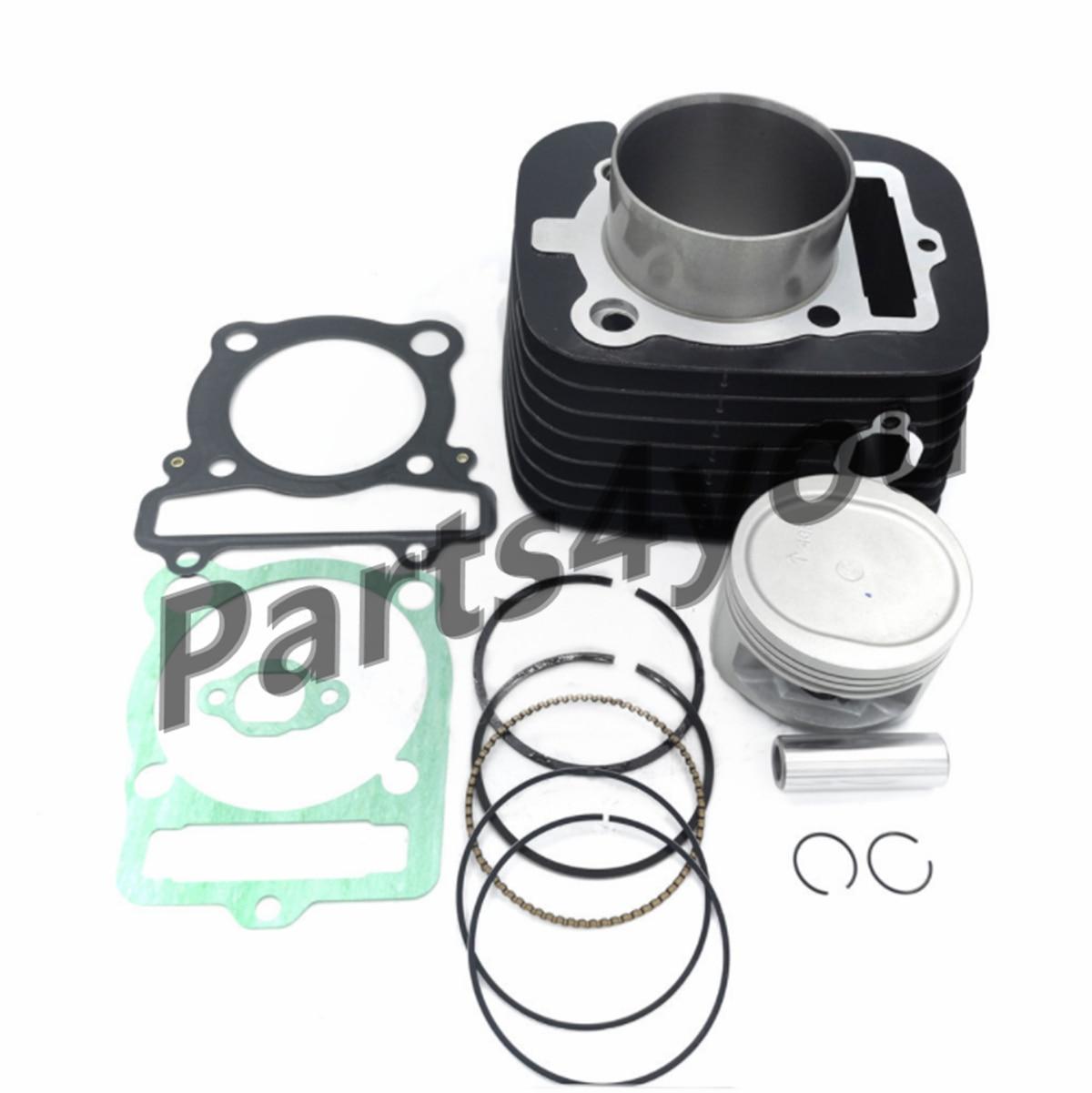 Cylinder Piston Gasket Kit for Yamaha Big Bear 400 4x4 IRS Kodiak Hunter 83mm Bore 5FU-11310-01-00 5FU-11310-00-00 enlarge