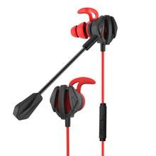 Cascos de auriculares para CS Gaming, auriculares internos 7,1 con micrófono, Control de volumen, auriculares para el Jugador