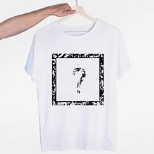 Men's Hip Hop  T Shirt Summer High Quality T-shirt Casual White O-Neck Tshirt Male Men Or Women Top