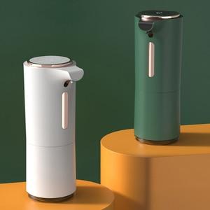 Touchless Automatic Soap Dispenser AAA batteries required Smart Foam Machine Infrared Sensor Foam Soap Dispenser Hand Sanitizer