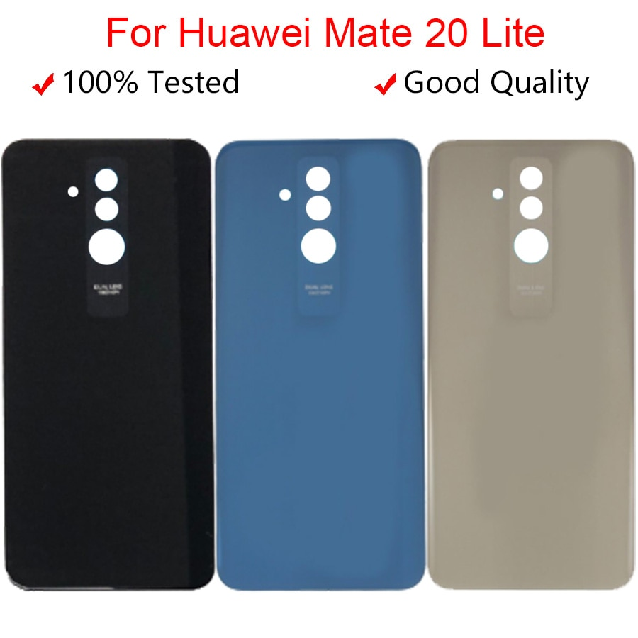 Back Glass Cover For 6.3