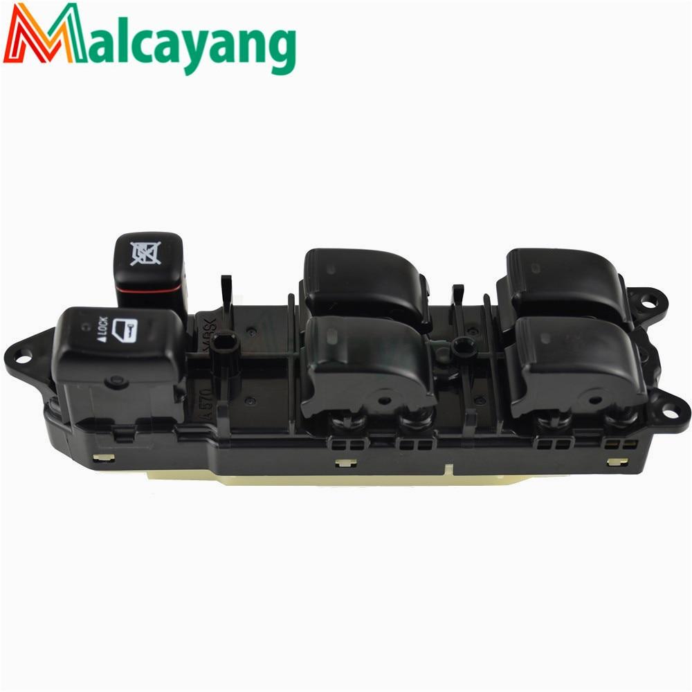 84040-48080 para lexus rx330 rx350 rx400 04-09 driver interruptor da janela de energia switchpack 8404048080