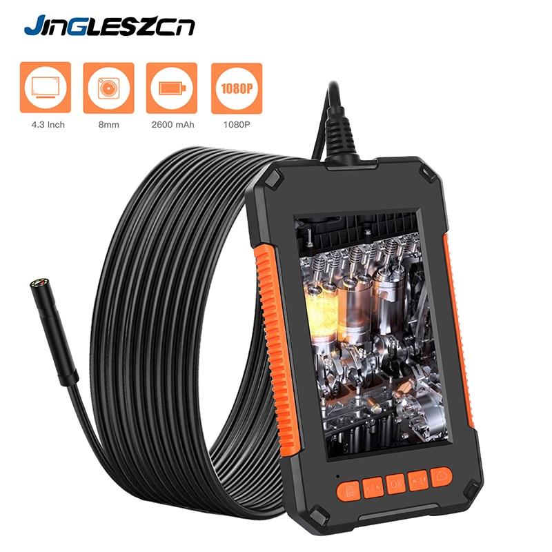 camara-endoscopio-industrial-1080p-hd-pantalla-de-43-pulgadas-camara-de-inspeccion-de-lente-unica-y-dual-ip68-snake-con-8-led-ajustables