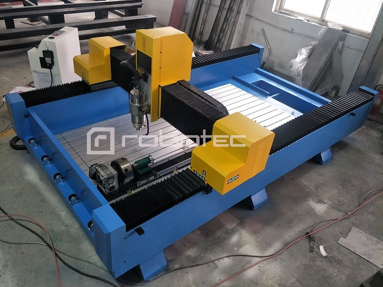 Cheap Price Stone Carving Machine DSP/ 1325 CNC Router 3 Axis Marble Milling Machine/ 3D Metal Aluminum CNC Engraving Machine
