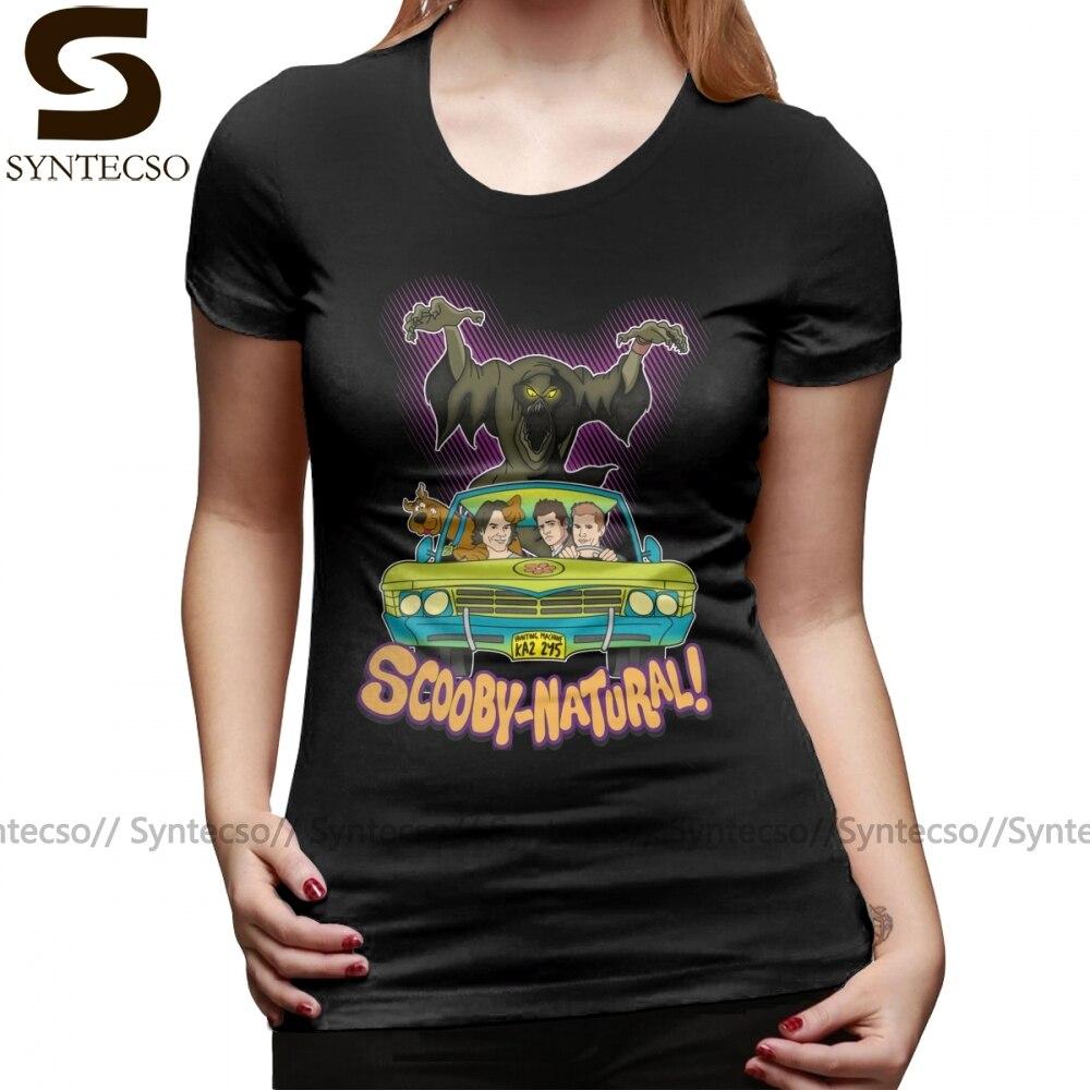 Camiseta de ardilla ScoobyNatural Baby V2, camiseta Kawaii de manga corta para mujer, camiseta blanca con gráfico de cuello redondo, camiseta grande para mujer