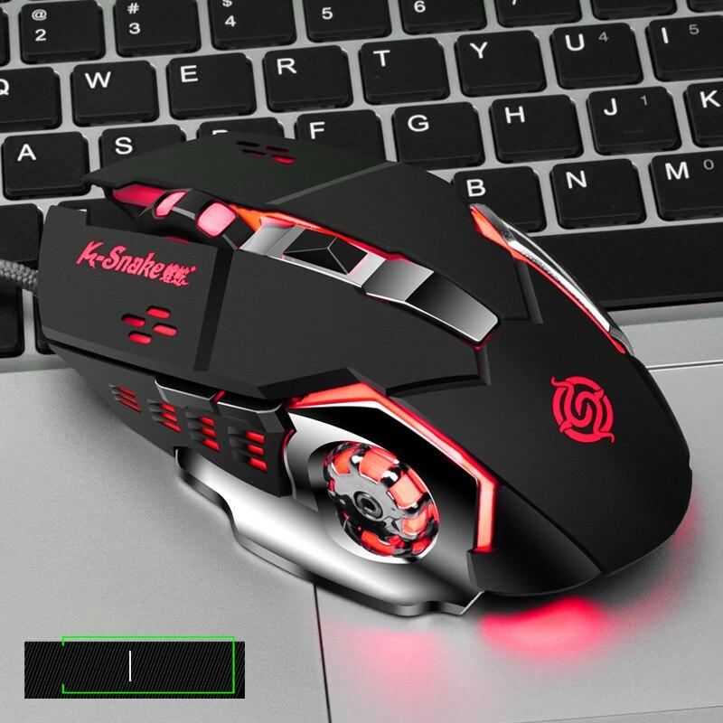 حار بيع الفايبر المنافسة Q5 الألعاب ماوس USB السلكية CF بقاء الدجاج ضغط بندقية مخصصة