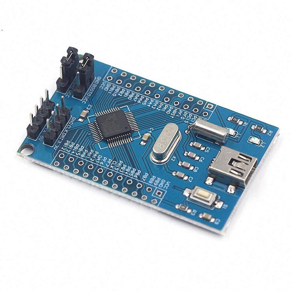 1pc STM32F051C8T6 Module STM32 ARM Core Board Development Board Evaluation Sensing Minimum System Board недорого