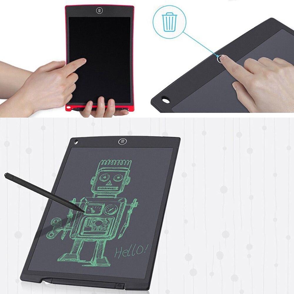 """8,5 """"электронные графический планшет Планшеты доска для рисования ЖК-дисплей Экран планшет с цифровым рисунком для рукописного ввода графической информации Pad Доска W/ручка-4"""