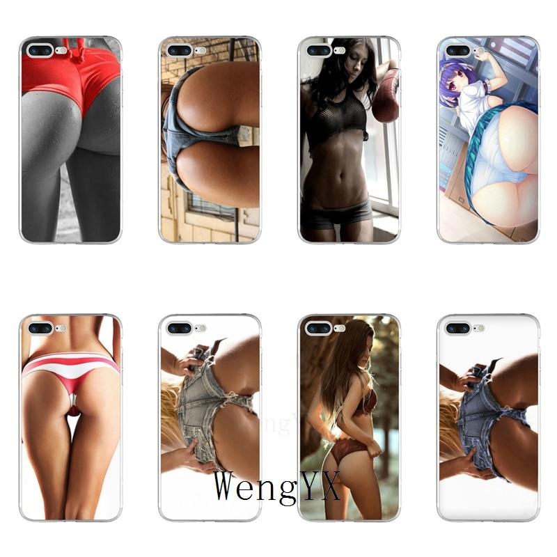 Mulher Sexy Girl Ass poster caso capa Para O Huawei Honra 20 10i 9x Lite 8s 8C 8X 7C 7X 7A 6C pro 6X 6A 5A 5C 5X 4c V10