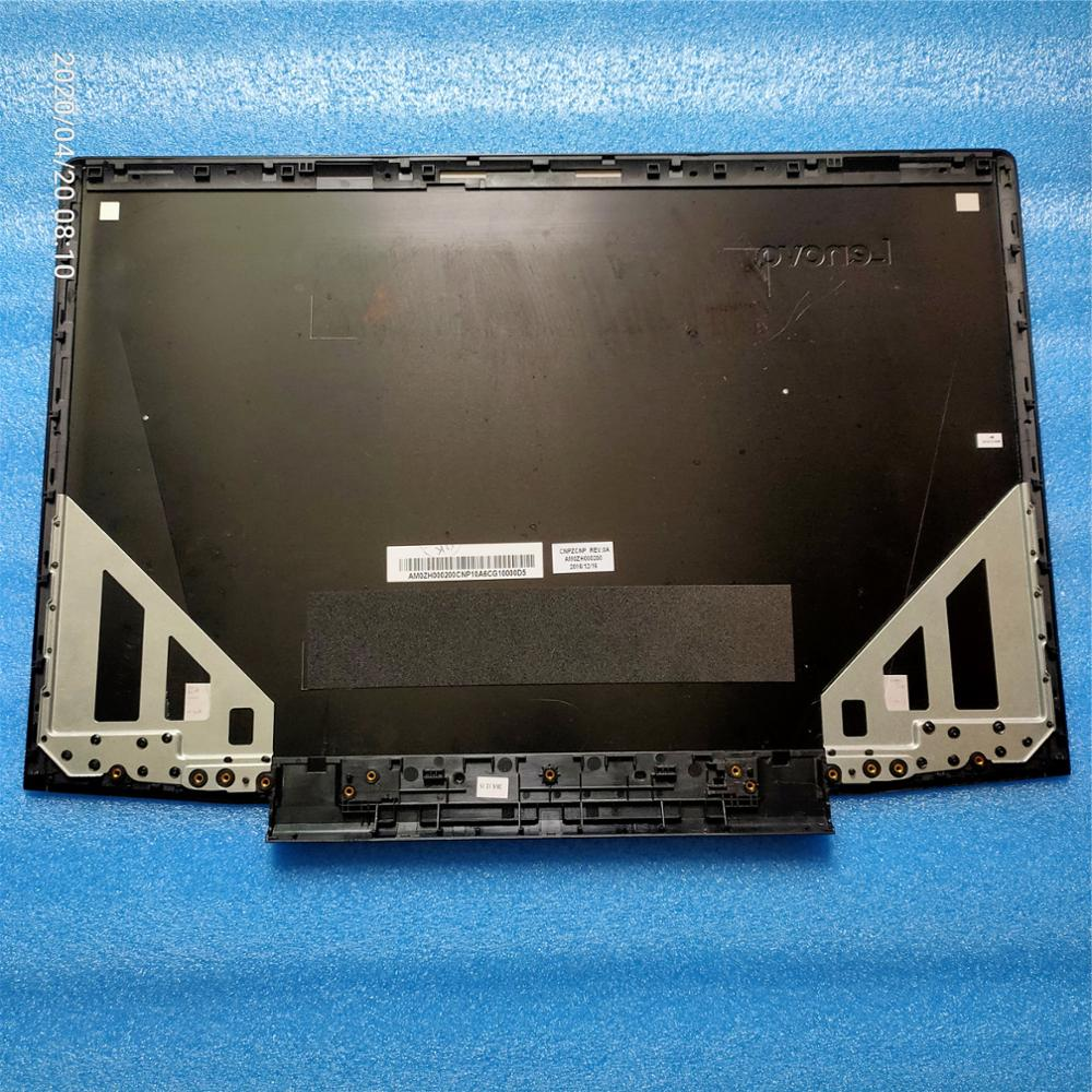 Nuevo Original para Lenovo Ideapad Y700-17 Y700-17ISK caso superior Lcd CUBIERTA Cubierta de tapa trasera de la vivienda del Gabinete negro AM0ZH000200