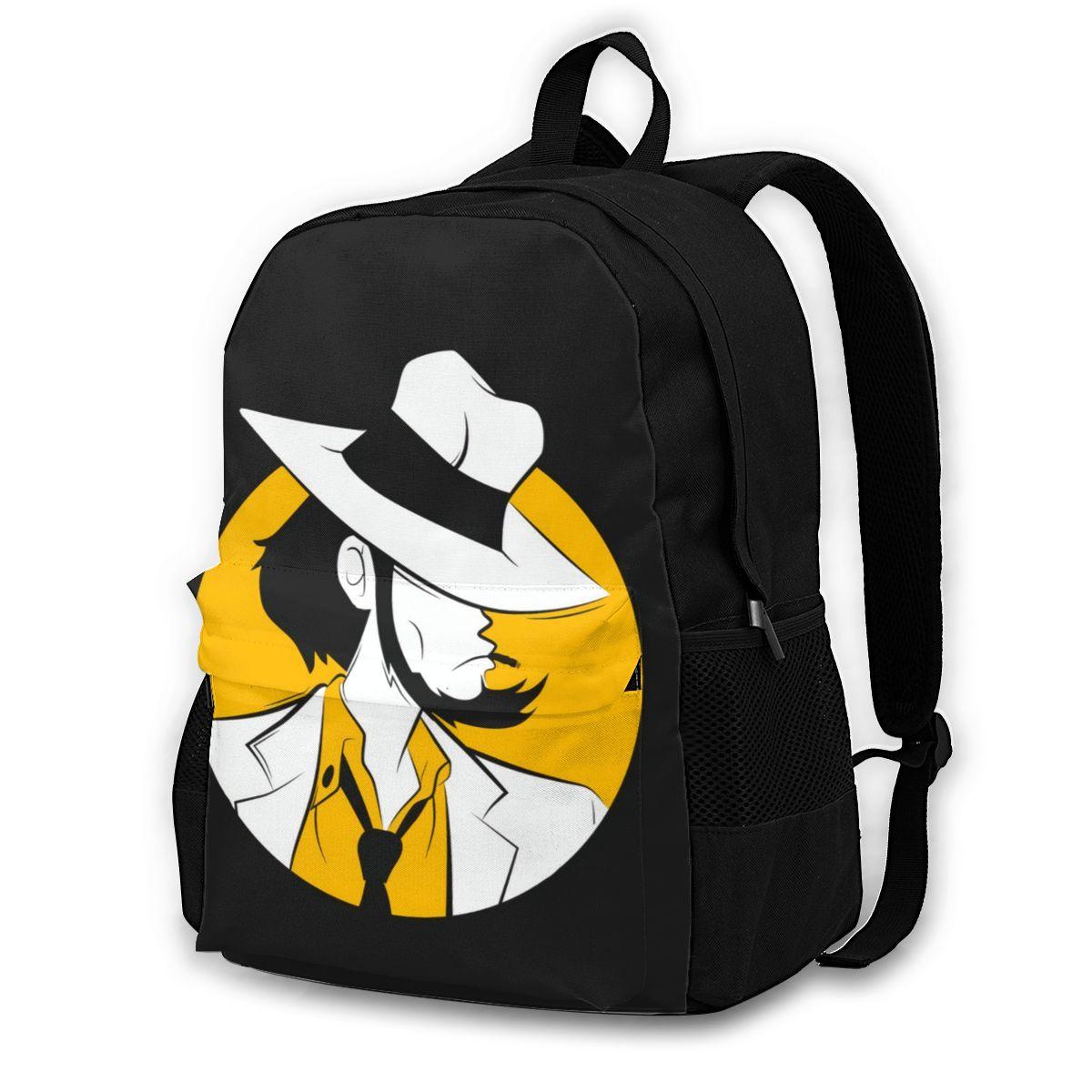 Lupin рюкзаки Молодежные большие элегантные рюкзаки из полиэстера для кемпинга