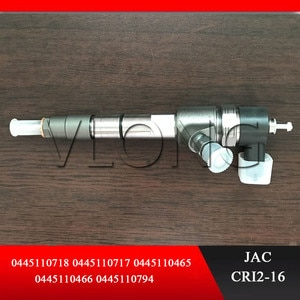 New Common Rail Fuel Diesel Injector Assembly 0445110465 0445110466 0445110717 0445110718 0445110794 For JAC