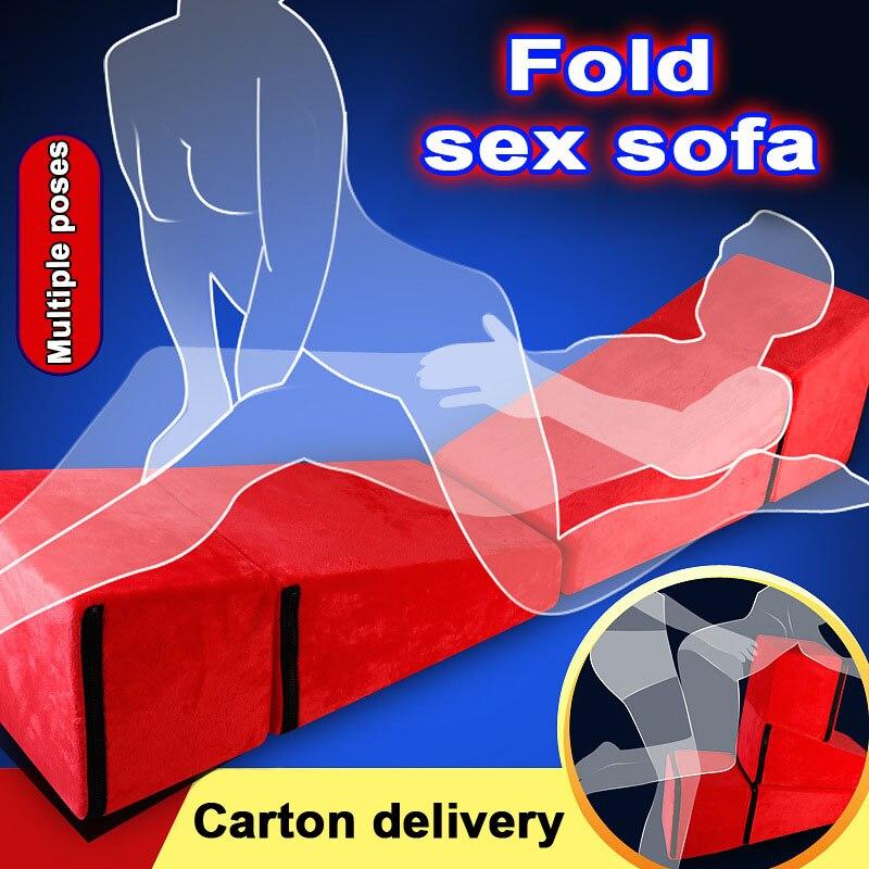 Новейший многофункциональный роскошный секс диван мужчина/женщина мастурбатор складной деформационный секс стул мебель взрослые игры Фли...