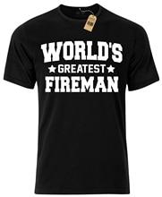 Firemen T-shirts Mens Funny Novelty Sexy Fireman Slogan Joke Rude Gifts Presents