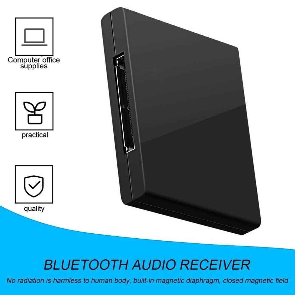 Adaptador Receptor y Receptor de Audio con Bluetooth, A2DP, Adaptador Receptor de...
