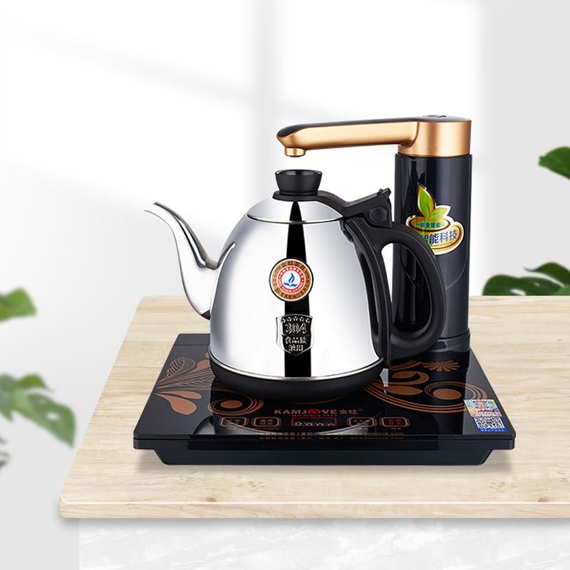 غلاية كهربائية ذكية تضيف تلقائيا موقد شاي الماء