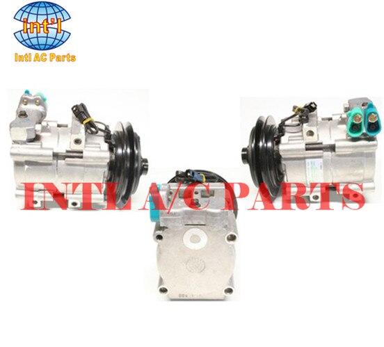 1pk 5415047003696 HR780151 FS10 HALLA/HCC автомобильный двигатель ac компрессор для MITSUBISHI HYUNDAI
