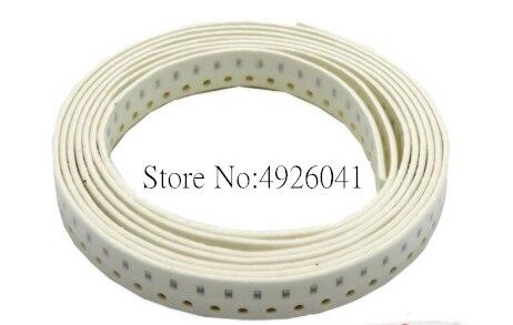 0603 120pf-1000pf 100 pces capacitor cerâmico multicamadas MLCC-SMD/smt50volts c0g/npo tolerância +/- 5%