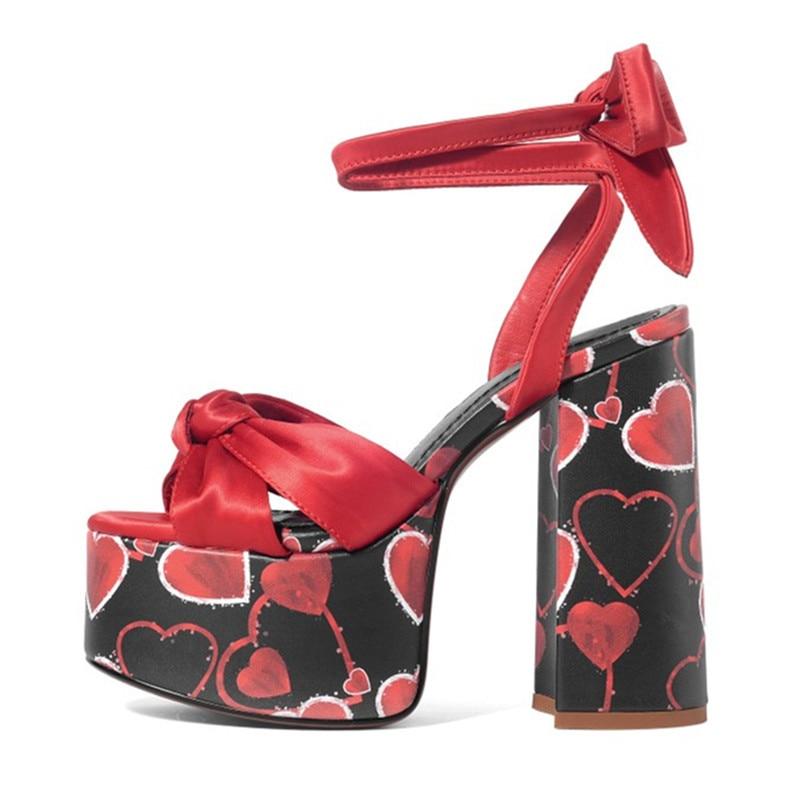 زيبرا نمط مثير الصنادل الإناث المدرج تظهر الكاحل حزام صنادل أرضية أحذية الصيف امرأة عالية الكعب حزب كبير الحجم 34-43