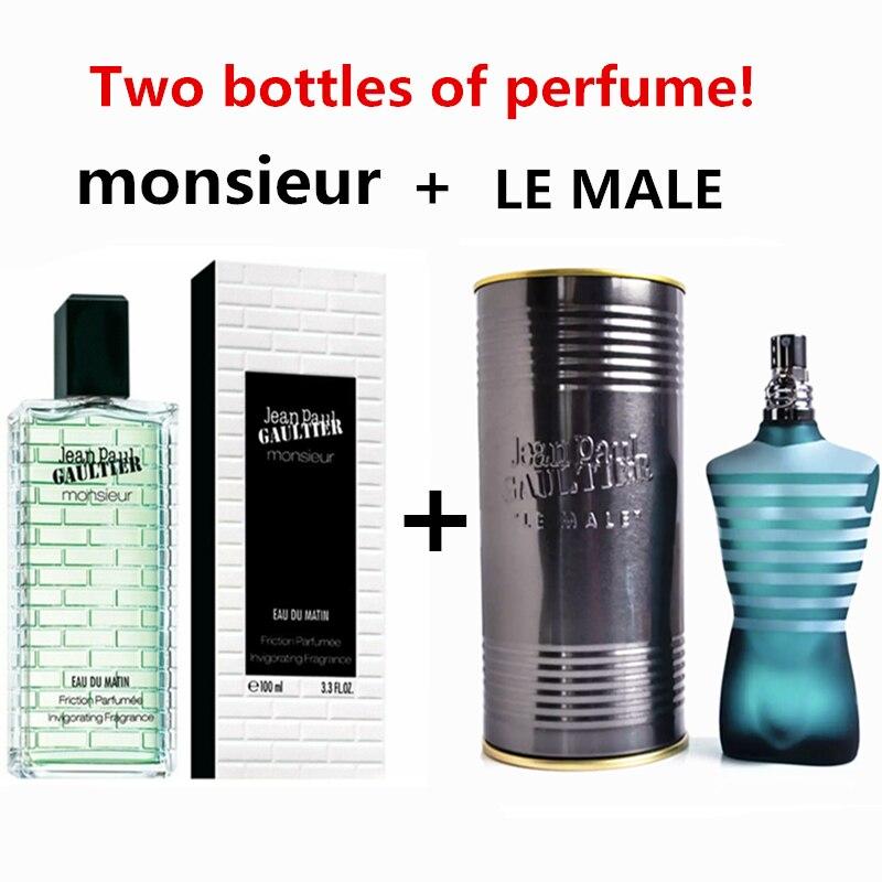 Men's Parfum EAU DE PARFUM Cologne for Men Original Fragrance Charm Male Parfume Spray