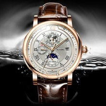 TEVISE Top Brand Luxury Men Automatic Mechanical Watch Sport Fashion Business Waterproof Watches For