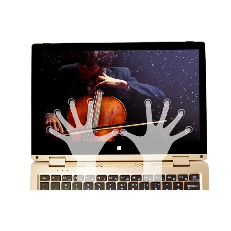 8GB RAM 64GB Rom WIFI Laptop 2 in1 Tablet PC Intel Computer im Laptop