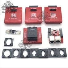2020 IC фрированный MOORC Emate box E mate X EMMC BGA 13 в 1 поддержка BGA100/136/168/153/169/162/186/221/529/254 для стандарта