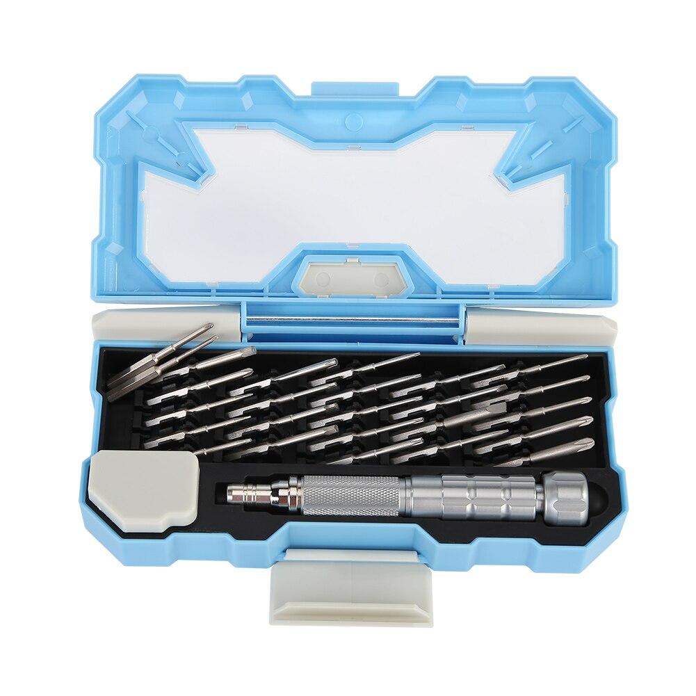Juego de destornilladores magnéticos vástago hexagonal 23/59 en 1, destornillador magnético, cabezas de lote, Mini herramientas de reparación diarias de precisión