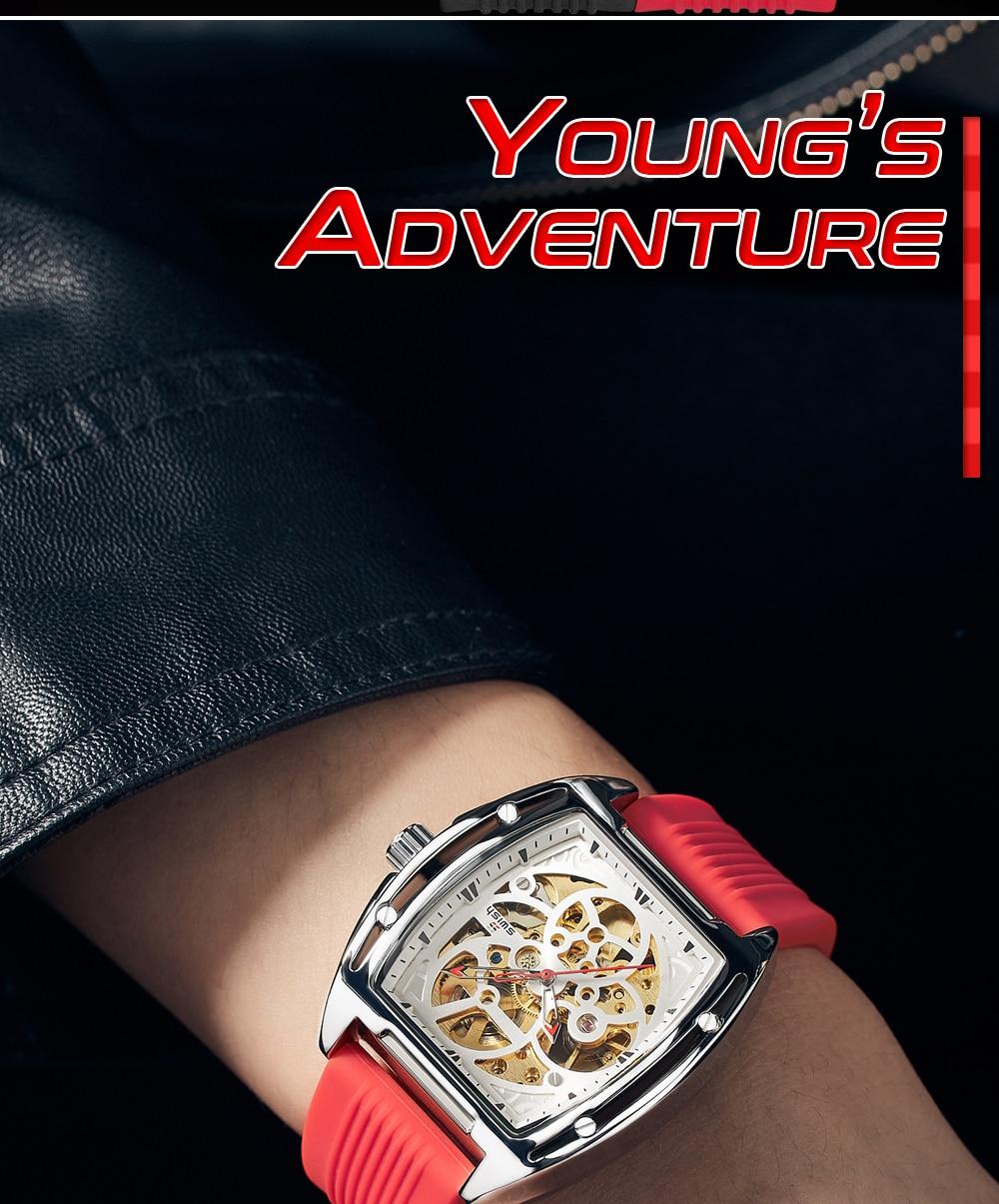 Hab224c40b6124f99bbc349040ef4fec87 SWISH Brand Design Luxury Men's Mechanical Wristwatch