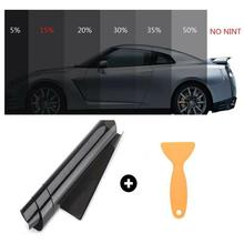 25% VLT светильник для дома, для окон и стекла Тонировочная пленка и теневая виниловая пленка
