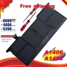 Nouveau A1406 A1495 batterie pour APPLE Macbook Air 11
