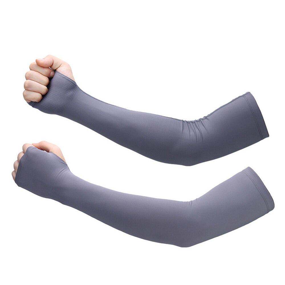 Летняя УФ-защита, охлаждающий рукав, защита от солнца, рукавицы для езды на открытом воздухе, для велоспорта, защита от ультрафиолета, бандаж для занятий спортом на велосипеде