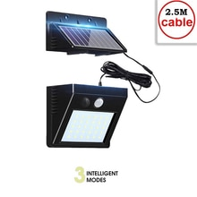 Energia 30 Led Solar Light Outdoor Straat Licht Pir Motion Sensor Voor Tuin Decoratie Lamp Beveiliging Spot Lights Luminaria Indo