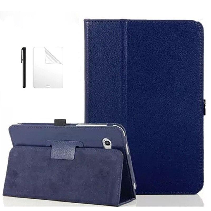Flip Funda de cuero PU cubierta de la caja para Samsung Galaxy Tab 2 7 GT P3100 P3110 P3113 GT-P3100 7,0 pulgadas soporte caso de la tableta