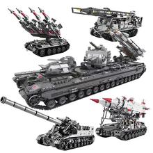 XINGBAO Creative Lepining WW2 série militaire les chars de guerre ensemble modèle jouets éducatifs pour enfants blocs de construction briques cadeaux