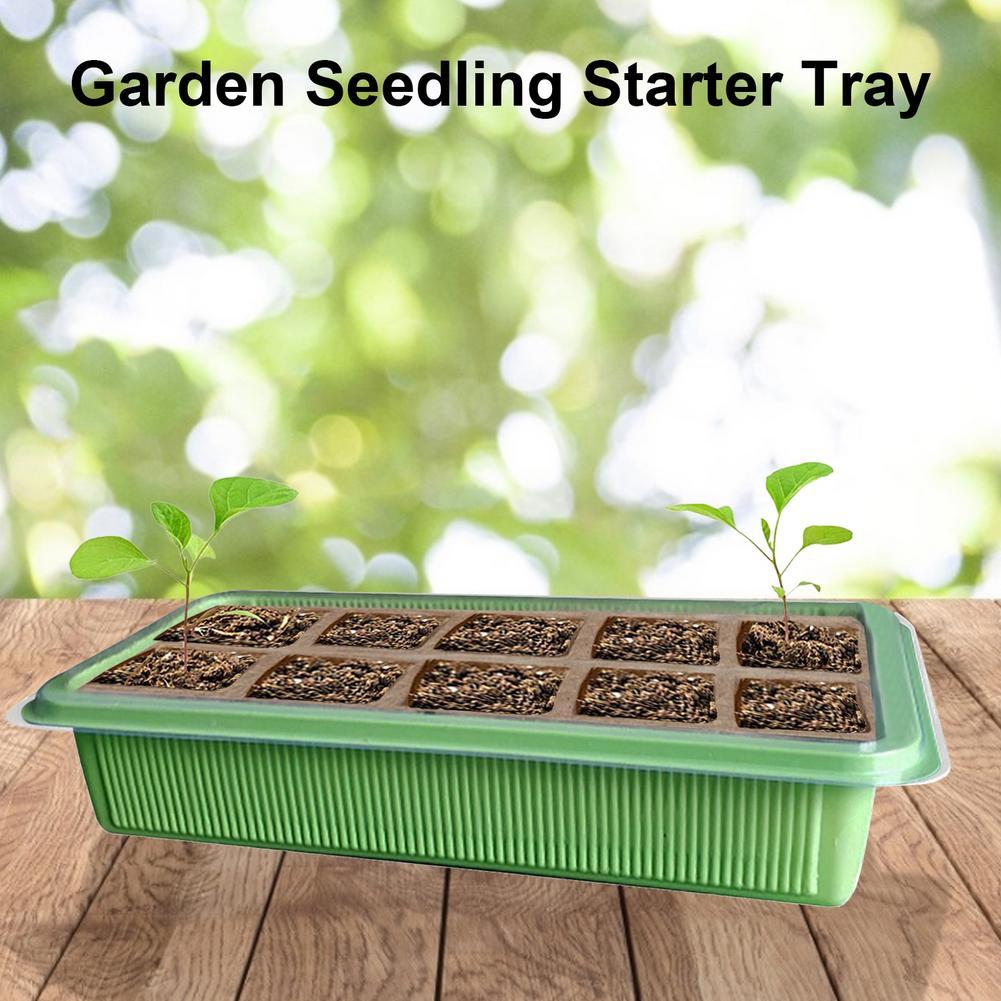 Горшки для выращивания растений с 12/9 отверстиями, 1/2 шт.