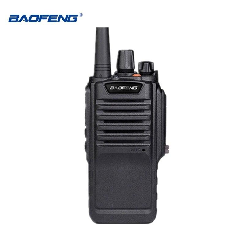 Портативная рация высокой мощности Baofeng Bf-9700 7 Вт IP67, водонепроницаемая двухсторонняя рация Amador PTT BF 9700, любительская радиостанция большого р...