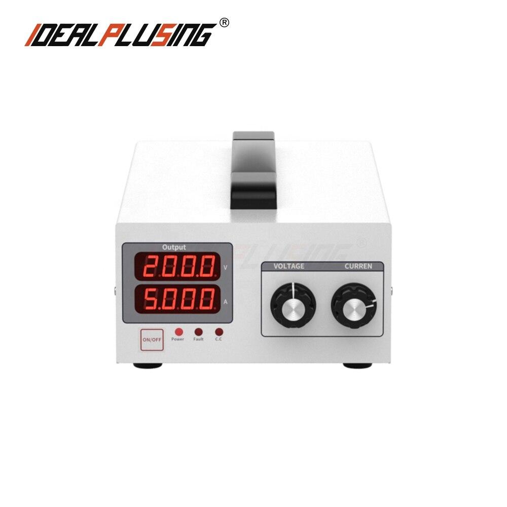 قابل للتعديل تيار مستمر موفر طاقة تنظيمي التيار المتناوب 220 فولت المدخلات تيار مستمر 150 فولت الناتج 4A 600 واط