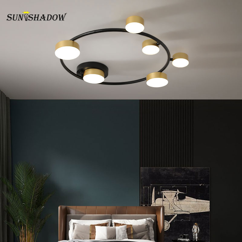 Modern Indoor Ceiling Light For Living Room Bedroom Dining Room Kitchen Ceiling Lamp Home Simplicty Decoration Led Luminaires indoor lighting led ceiling lamp for home 12w modern ceiling light living room bedroom dining room corridor light kitchen lamps