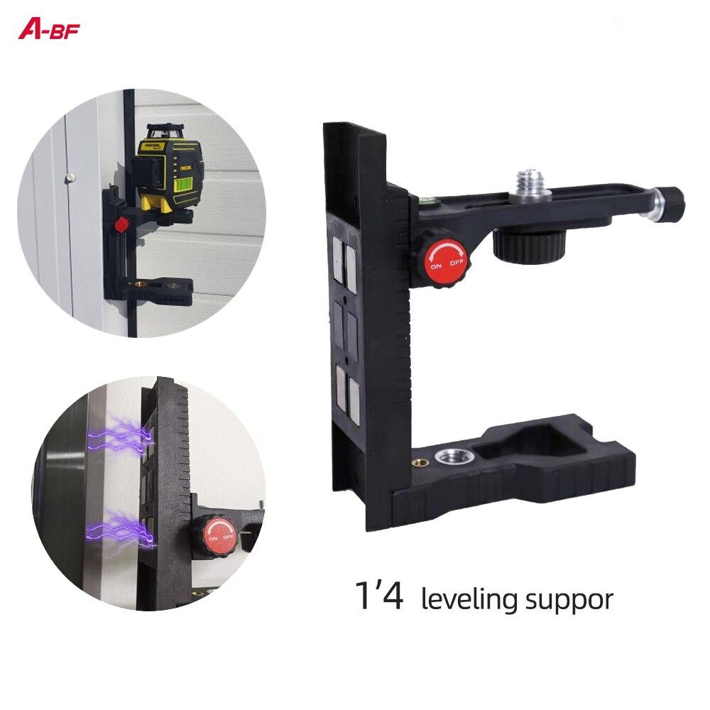 a-bf-fine-super-strong-magnet-pulls-l-bracket-leveling-support-for-universal-laser-level-bracket