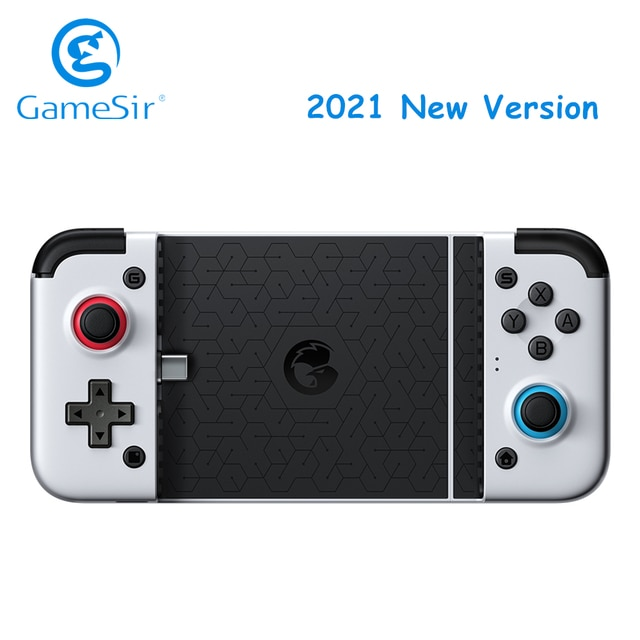 GameSir X2 Type-C Mobile Gamepad [2021 New Version] Game Controller for Xbox Game Pass, PlayStation Now, STADIA Cloud Gaming