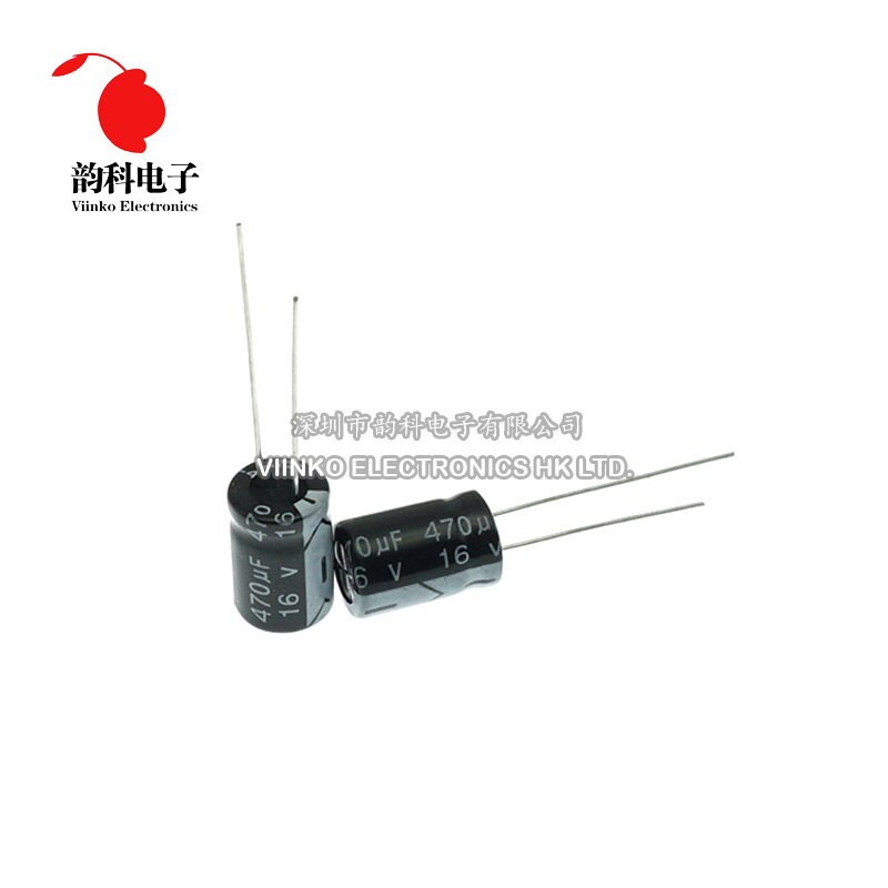 20 штук 16V Алюминий электролитический конденсатор с алюминиевой крышкой, 10 мкФ 22 мкФ 33 мкФ 47 мкФ 100 мкФ 220 мкФ 470 мкФ 680 мкФ 1000 мкФ 2200 мкФ 3300 мкФ 4700 мкФ 6800 мкФ 22000 мкФ