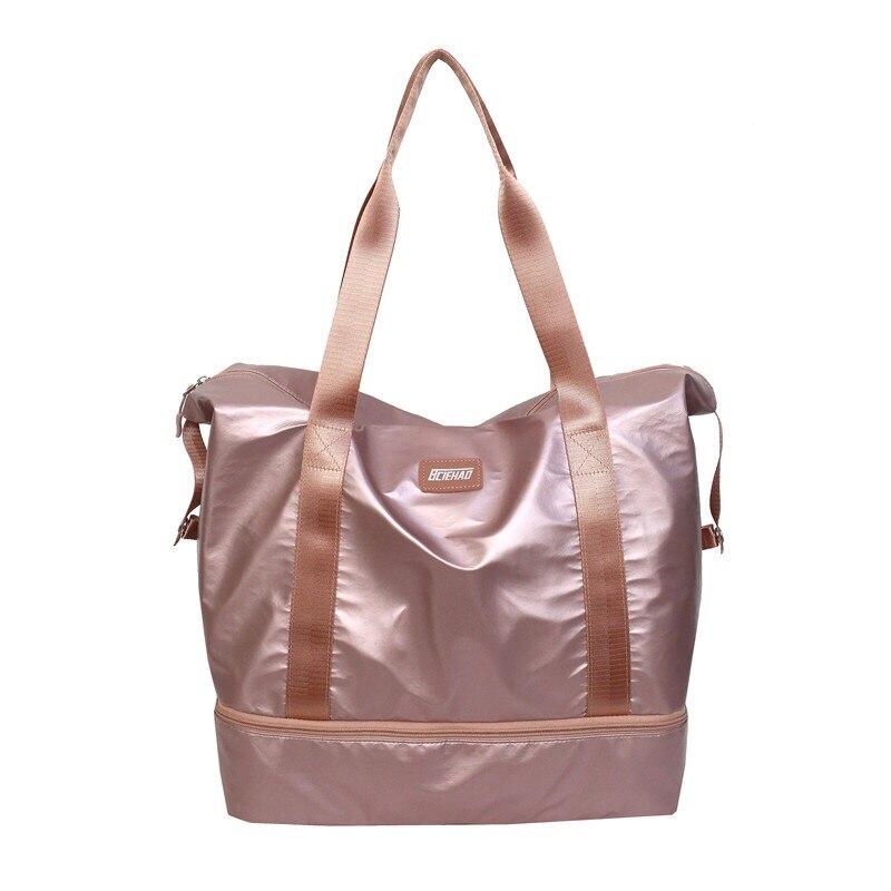 Спортивная сумка для мужчин, женщин, мужчин, женщин, мужчин, нейлон, сумка для йоги, с карманом, спортивная сумка