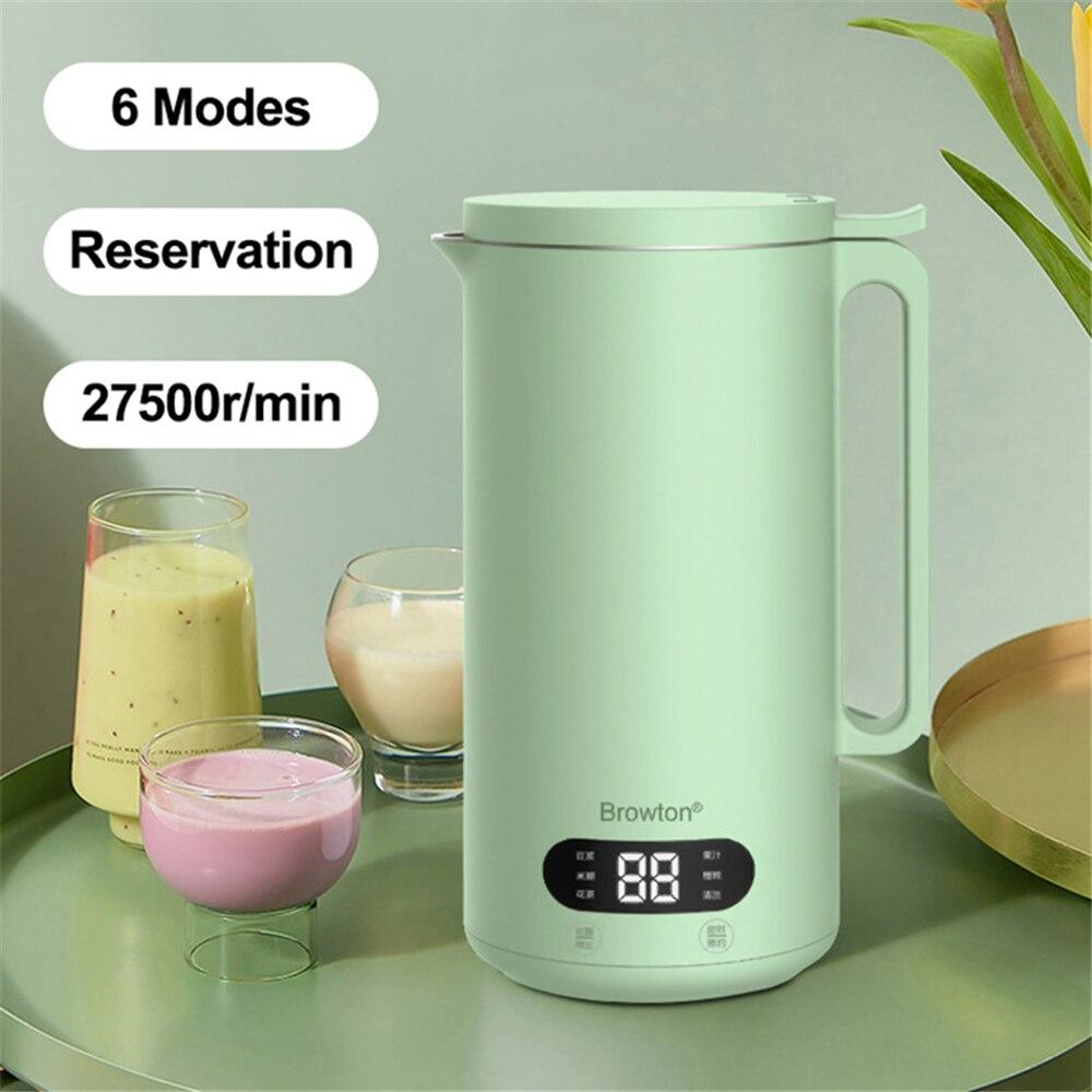 Многофункциональная мини-машина для производства соевого молока, измельчитель соевого молока, устройство для приготовления соевого молок...