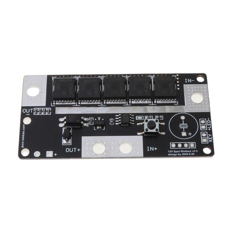 DIY Portable Battery Storage Spot Welding Machine PCB Circuit Board Welding