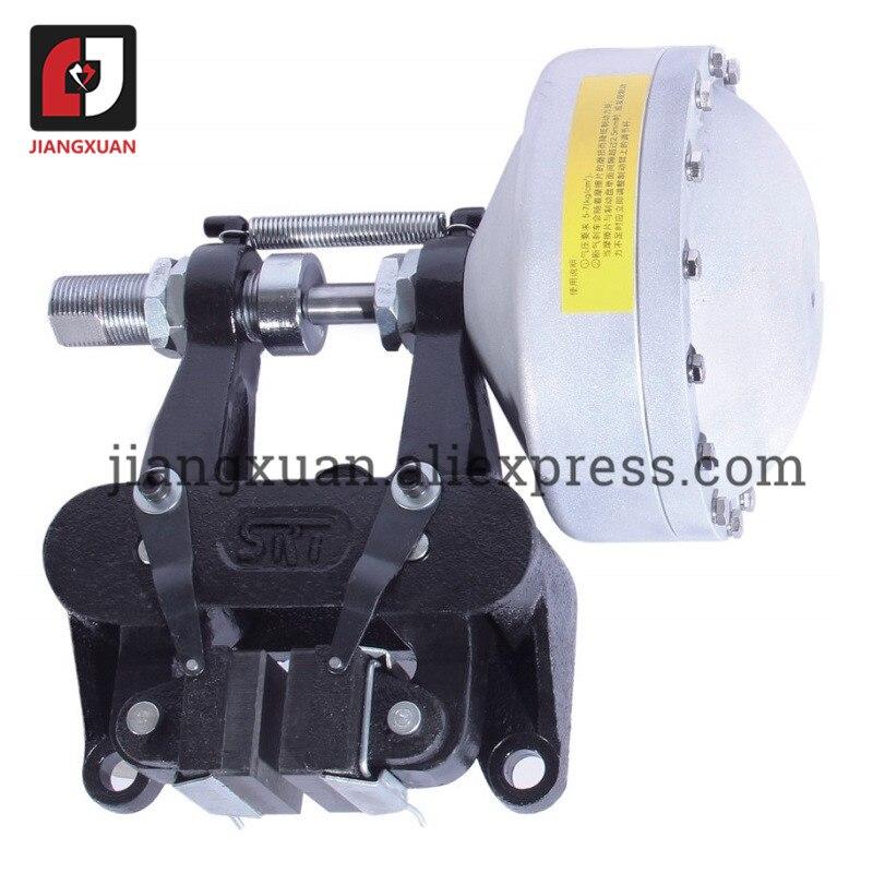 DBHF 105 205 385 DQP 12.7 20 38 Safety disc brake normally closed brake air brake spring brake air pressure release